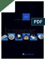 Catalogo Lumenac 2000 2001