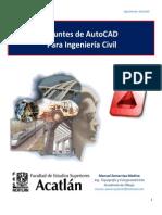 Apuntes de Autocad 2016-1