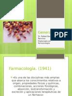 Tema 1. 1 Farmacocinética