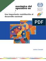 Visión Panoramica Del Cooperativismo en Paraguay y Su Contribución Al Desaroollo Nacional