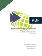 Aparcamiento - Manual de Usuario v2.8.0
