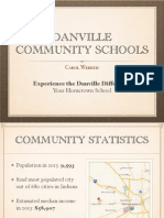 danville school analysis project