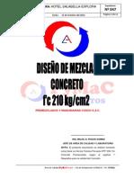 Diseño de Mezclas77