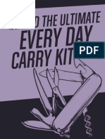 How to Build The Ultimate Everyday Carry