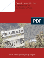 FINAL - Mining and Development in Peru