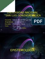 Epistemología y La Ciencia - Clase 2