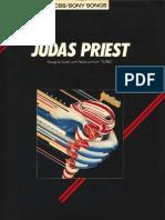 Judas Priest - Turbo partituras