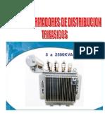 Catalogo de Transformadores Distribucion Trifasicos (1)