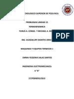 Problemas Unidad 15 Termodinamica Cengel