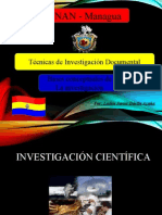 Bases Coneptuales de La Investiguacion Doc