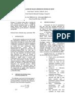 MODELAGEM DE BAIXA ORDEM DE FEEDBACK RELÉ