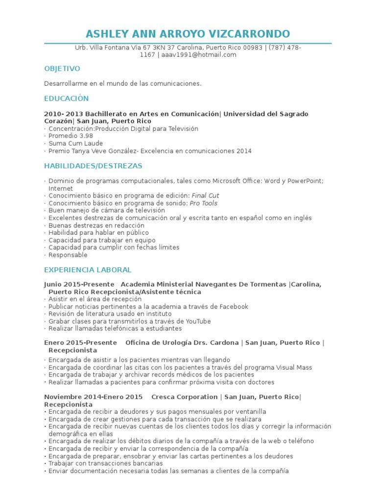 Increíble Programa Asistente Resume Friso - Ejemplo De Colección De ...