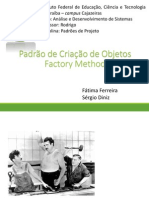 Factory Method - Técnica