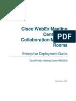 Cisco Cmr Cloud Deployment Guide