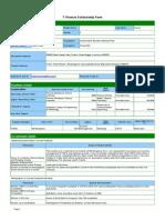 T Thomas Scholarship Form