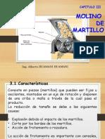 Capitulo III Molino Martillo