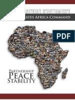 2010 U.S.Africa Command Posture Statement