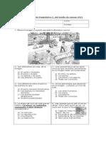 Prueba de Diagnostico c.del Medio 2015