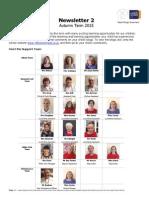 Autumn Term 2015 Newsletter 2