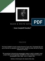 Portafolio Completo Fotografia Pintura CV - Sonia Campbell Black&WhiteReloaded English