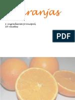 PDF Especial Naranjas