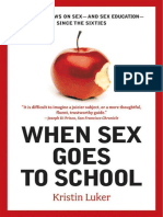 When Sex Goes to School Warrin