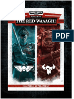 Sanctus Reach - Supplement - The Red Waaagh
