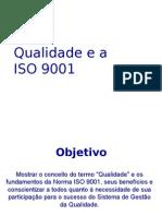 Qualidade Iso 9001