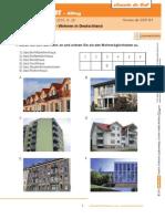 Tipos de viviendas en Alemania
