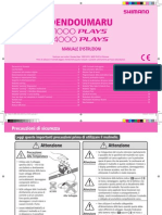 Manual Italian DendouMaru 1000-4000 Plays