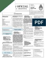 Boletin Oficial 10-03-10 - Tercera Seccion