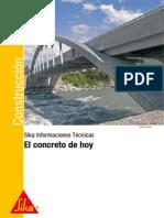 SikaColombia-El Concreto de Hoy