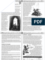 Epic 40k 3rd edition eldar army list