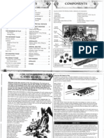 Epic 40k 3rd edition Rules 1