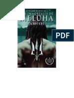 Amish - Shiva 01 - Los Inmortales de Meluha
