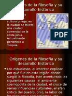 Origenes y Desarrollo Historico