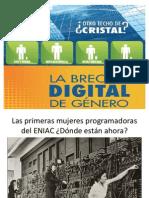 3-La Brecha Digital de Genero 2014