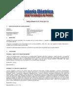 Programa de Máquinas Eléctricas III