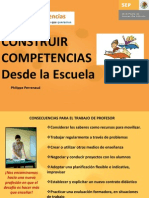 Construir Competencias