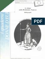 Le donne nella Rivoluzione Francese