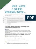 Isntalacion de Windows 8 Con UEFI