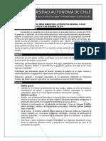 Diplomado en Gestión Del Medio Ambiente en La Perspectiva Regional y Local Temuco