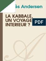 AGNES ANDERSEN-La Kabbale Un Voyage Interieur