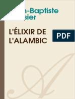 Jean-baptiste Messier-lelixir de Lalambic