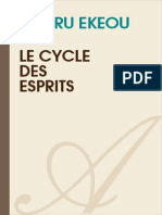 BONRU EKEOU-Le Cycle Des Esprits
