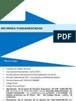 Elaboracion Del Informe Fundamentado