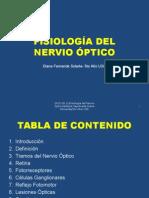 Fisiología Del nervio Óptico
