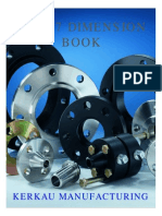 Dimension Book for Flanges