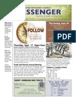 Messenger 9-16-15