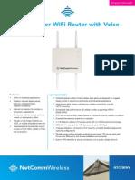NTC 30WV Spec Sheet White V3